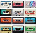 Аудиокассеты 90-х